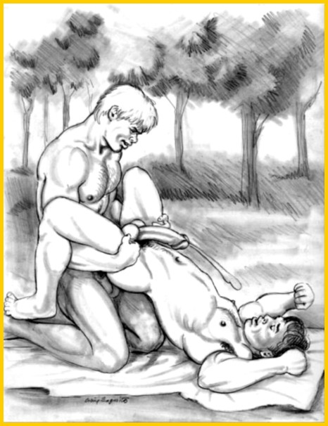 Father Spanking Son Naked