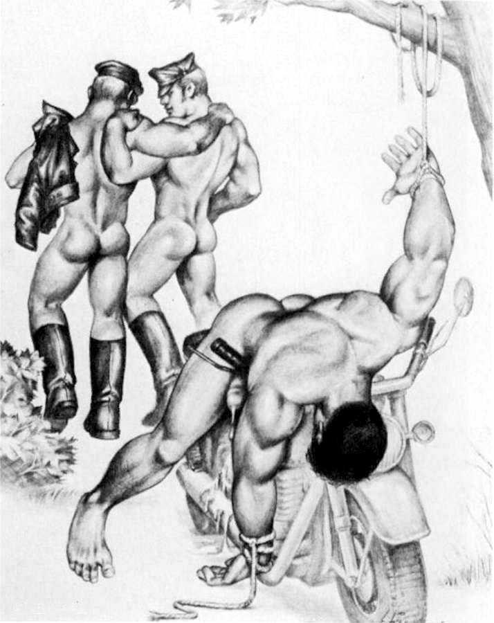 By erotic etienne gay