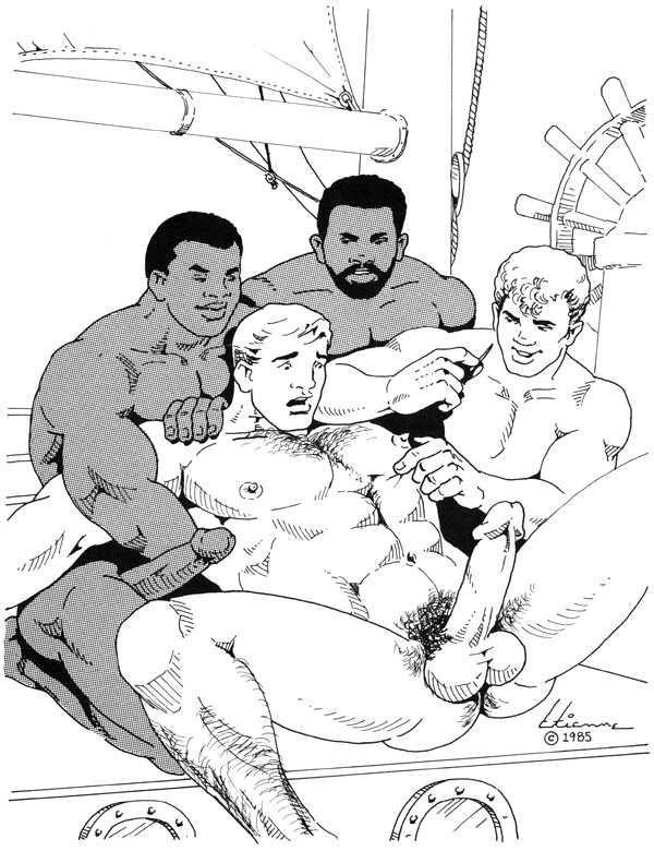Gay porn sex video