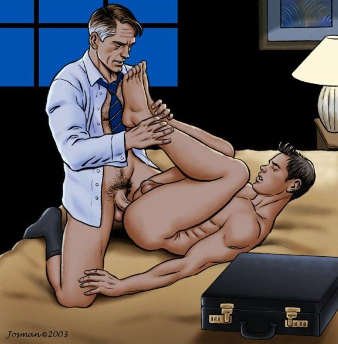 Butt fuck cartoon porn video