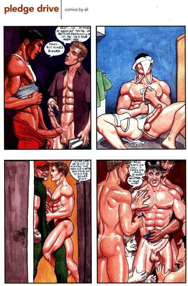 urinal sex gay