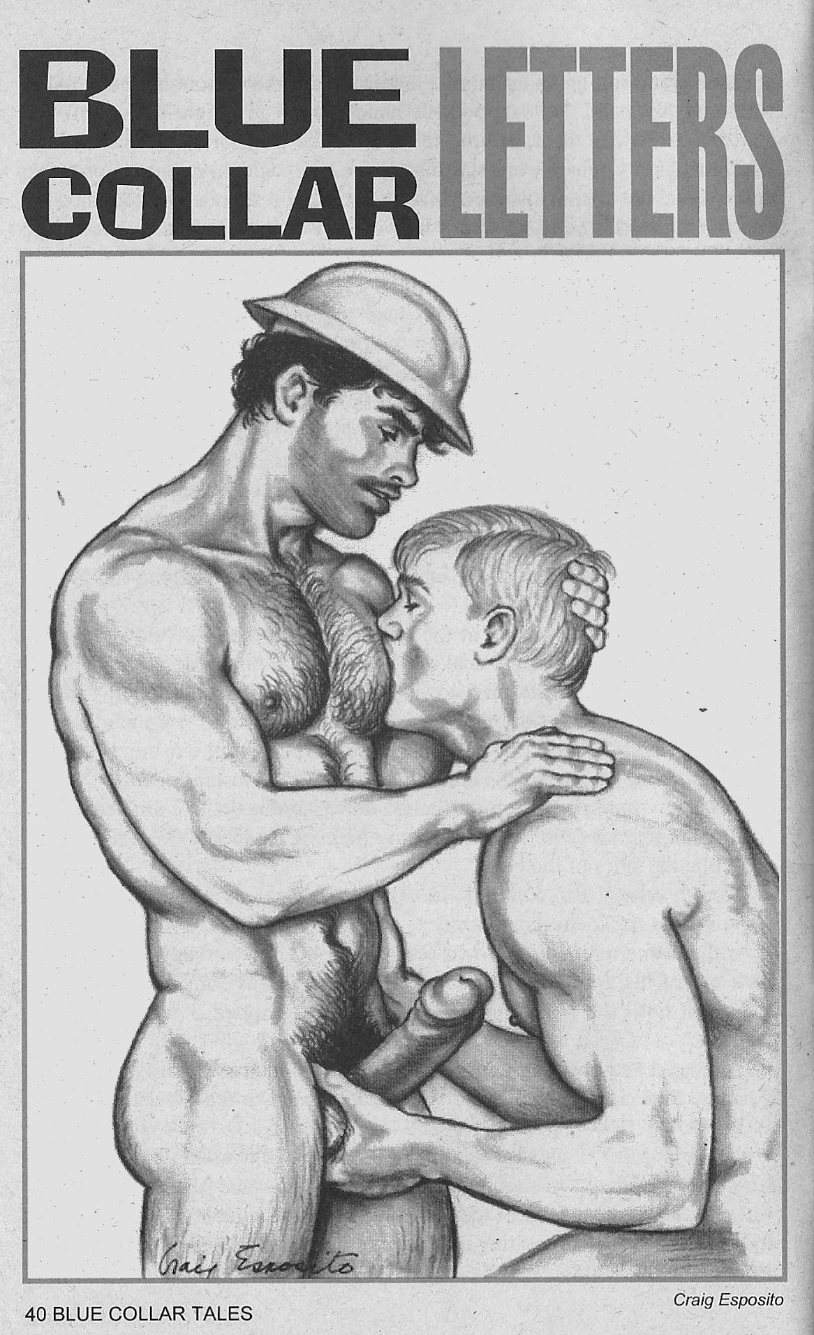 blue collar gay tales