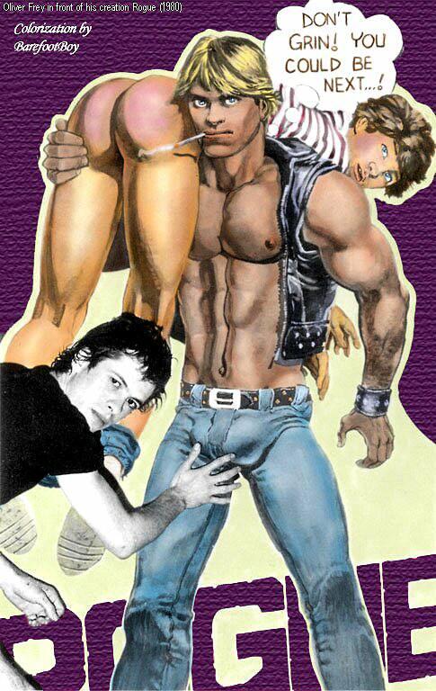 gay male modls