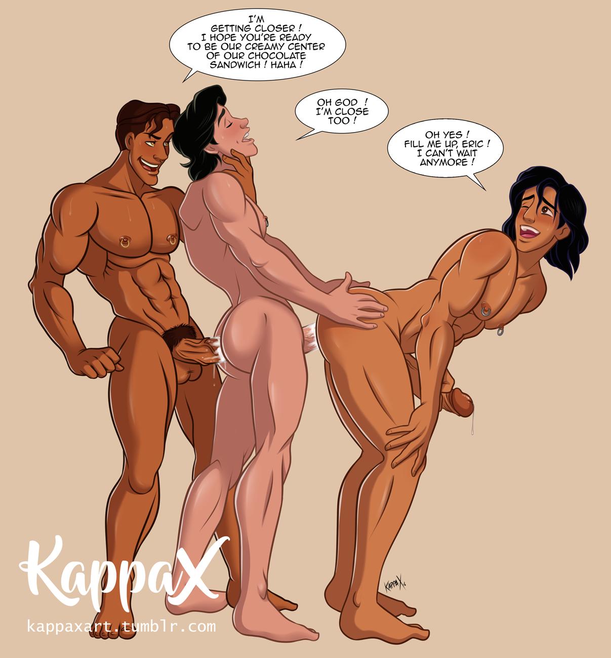 disney gay prince tumblr