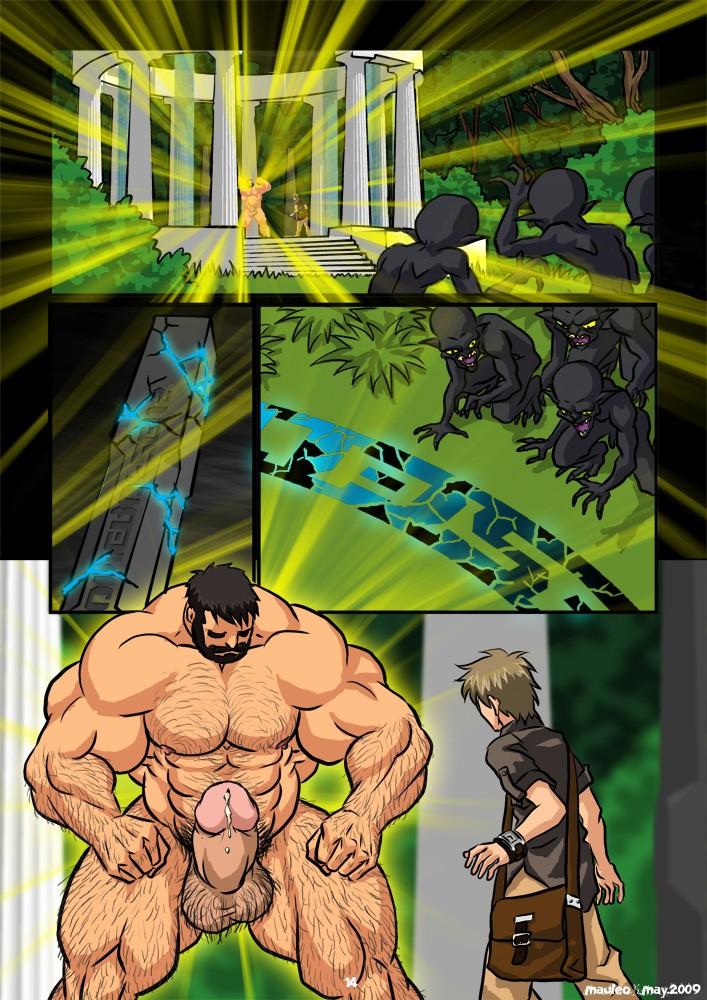 gay yaoi hercules porn cartoons