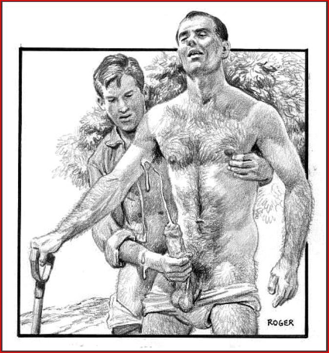 prison gay erotica