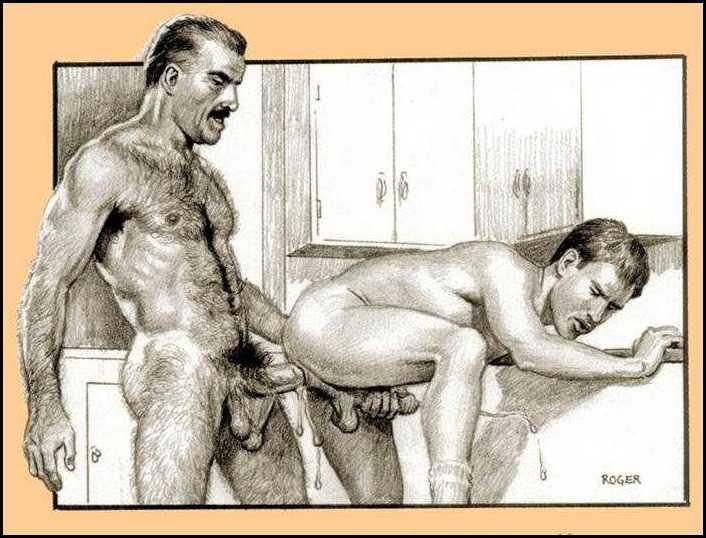 from Preston roger gay art