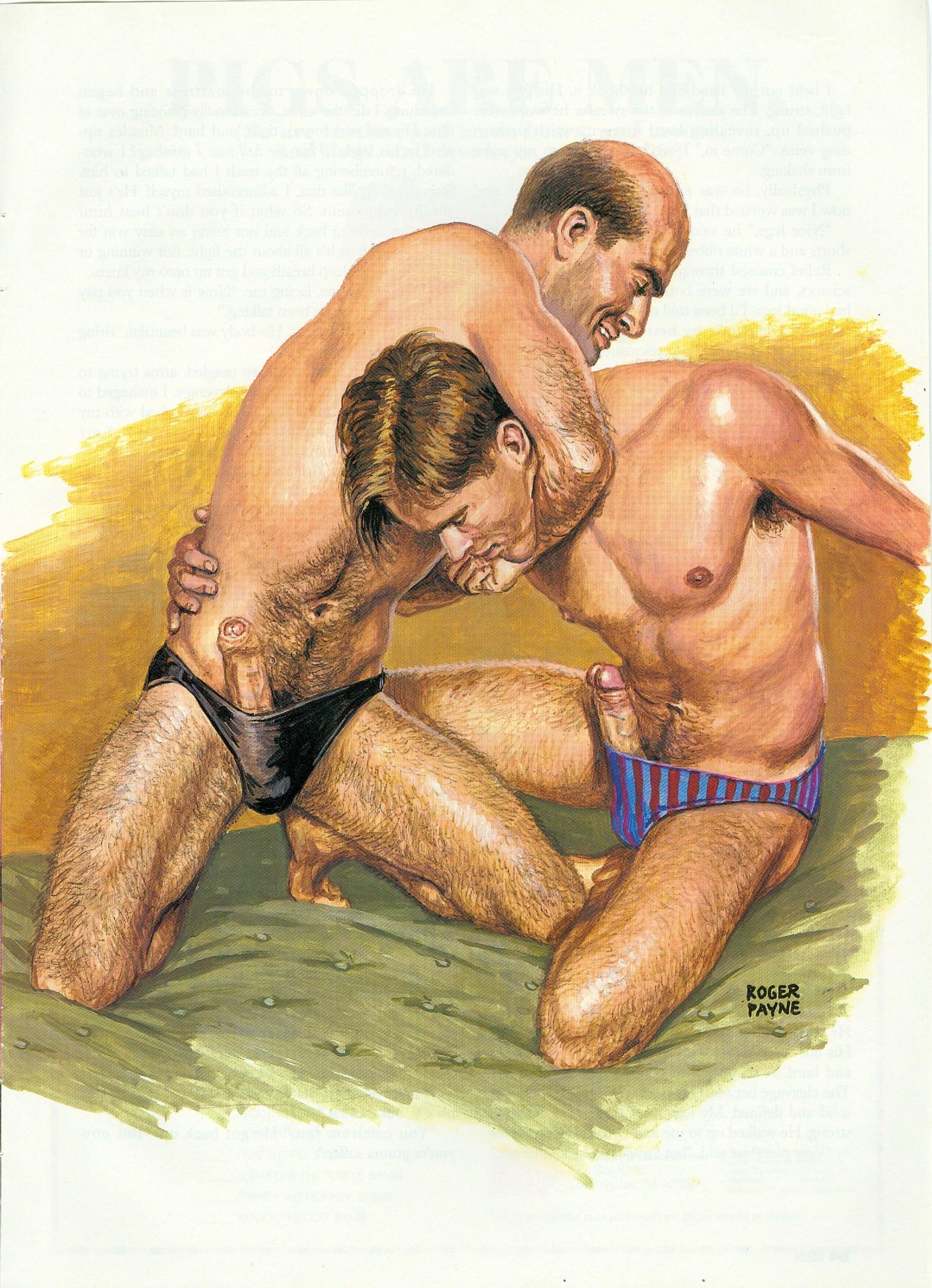 Секс с папой геем 6 фотография
