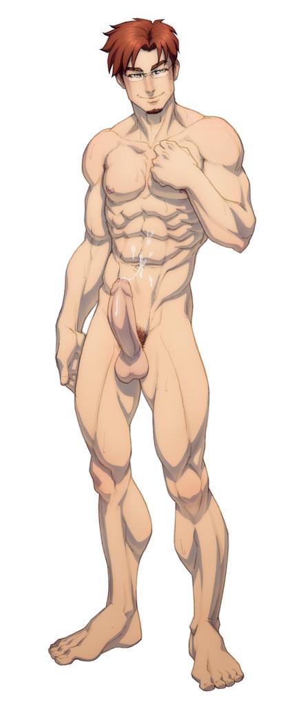Gay animation art