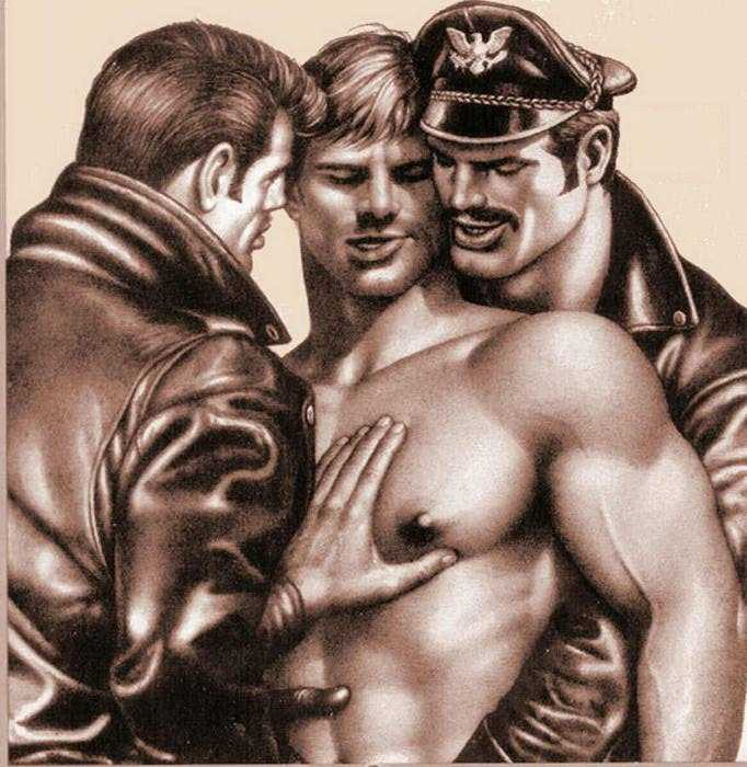 One of the early pioneers of Gay Male Erotica!