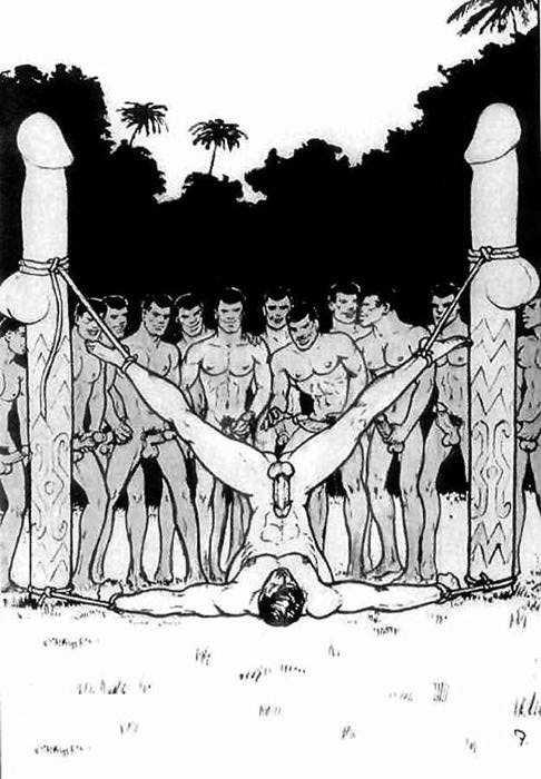 Castro supreme gay porn