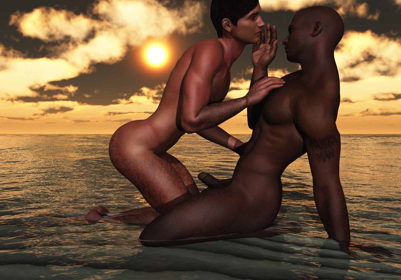 Archer fucks anka erotic scenes