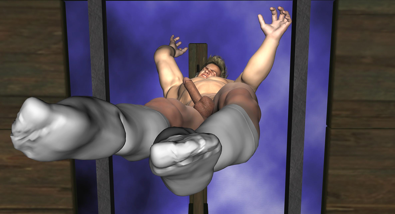 Nude noose naked hanged boy