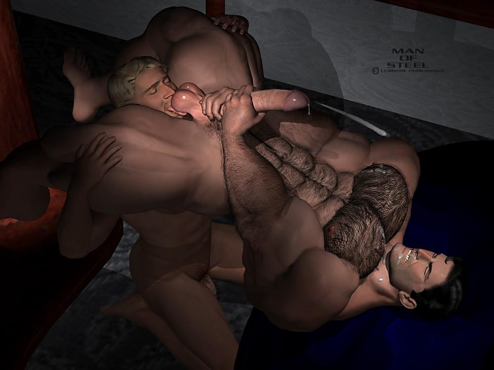 D poser porn, superhero power girl having sex