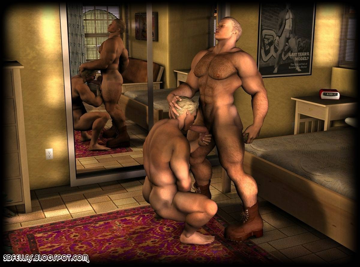 gay and rodrigo santoro
