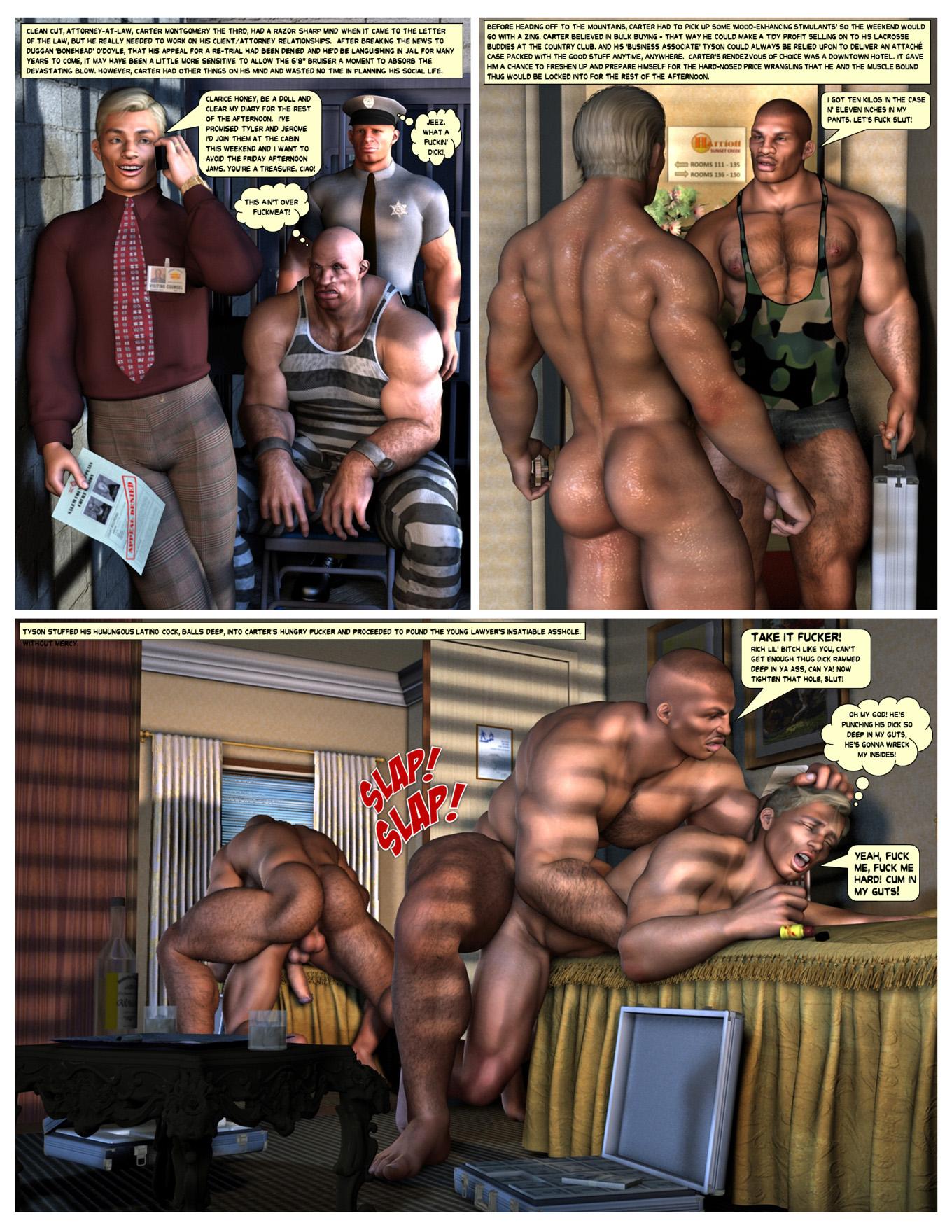 Free naked black guys