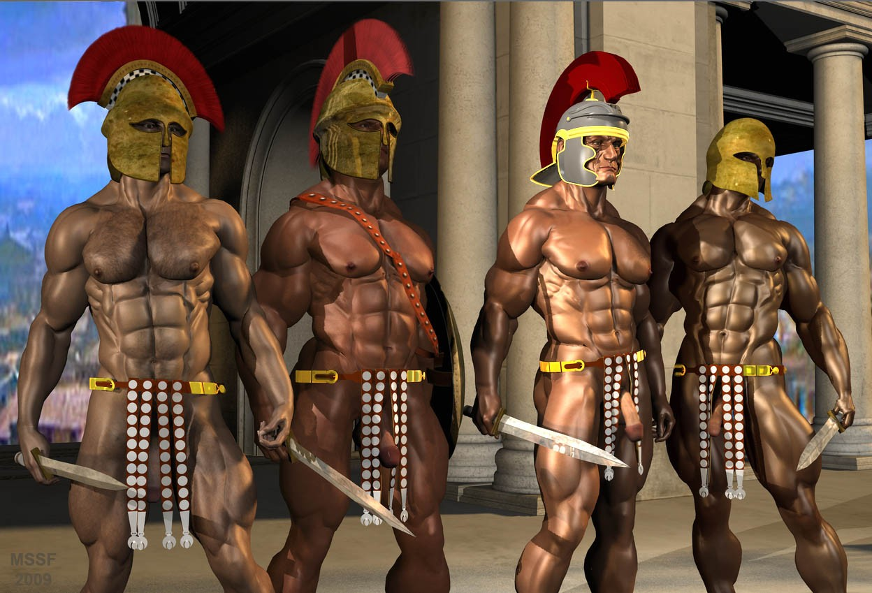 from Muhammad who is the gay gladiator