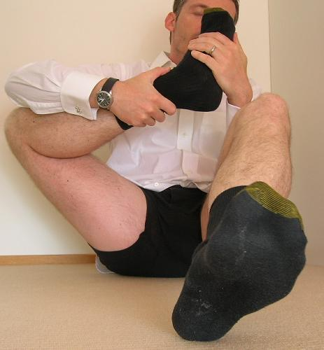 Bondage pantyhose lesbian dildo